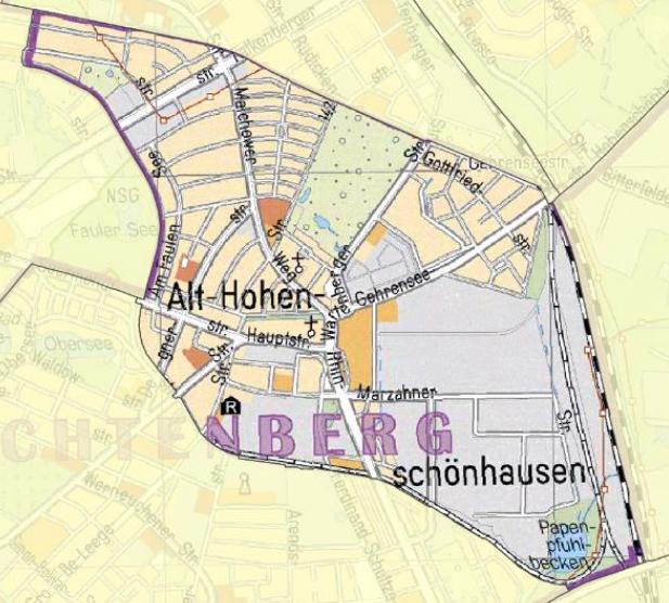 Der Kiezfonds in Alt-Hohenschönhausen Nord